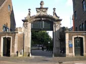 Entrance of Maastricht University, FEBA