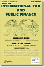 International Tax and Public Finance Journal